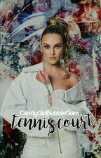 Tennis Court ∆ Stiles S. [1] by CandyGirlBubbleGum