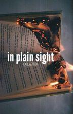 In Plain Sight by xxblagitxx