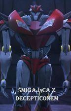 Śmigająca z Decepticonem || Transformers Prime  by Bejbe713