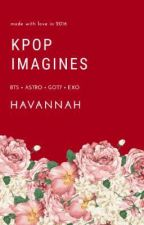 Kpop Imagines ◕3◕ by Gabi_Eloi