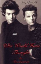 Who Would Have Thought. (A Vampire Larry Stylinson AU).  (ON HOLD) by emma_larrytrash