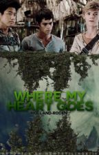 Where My Heart Goes (Minho x Reader x Newt x Thomas) by evergreenwritings