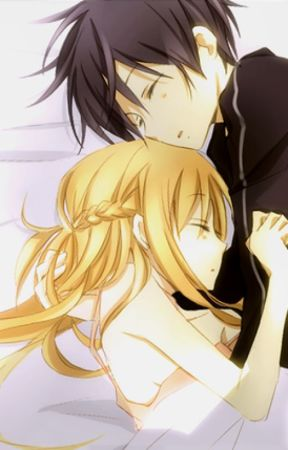 Waking Up To You - Kirito X Asuna by _Gren_
