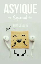 Open Member by AsyiQue-Squad