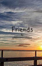 Friends  by gabbiesshowstopper