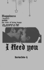 •I Need You• ~SuperFlash~ |Complete| by Lazy_Helen
