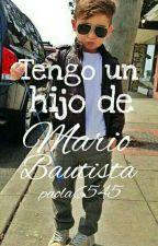 Tengo un hijo de Mario Bautista by paola6545