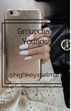 {2} Groupchat • Younow by -sydneyyyy