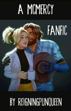 Mercy And McCree  by reigningpunqueen