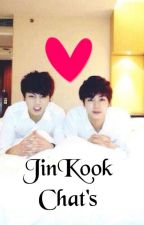 ➼ JinKook Chat's ♥ by PkBsBL