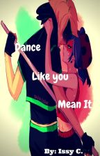 Dance Like you Mean it (Mlb Breakdance AU) by cupecake78