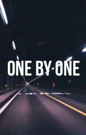 One by One (Matthew Daddario) by lolitsgigi
