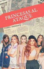 Princesas Al Ataque by Glass-eyes
