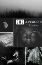 SHE | Avengers × Zawieszone by nolelule