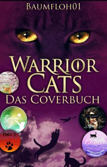 Warrior Cats-Das Coverbuch
