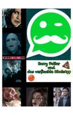 Harry Potter und das verfluchte WhatsApp  by London_Girl_2000