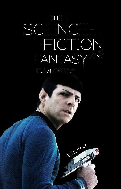 the sci-fi and fantasy cover shop ⤿ O P E N by stardust24601