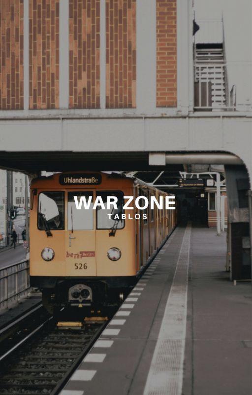 war zone。+ bts, exo & got7 by tablos