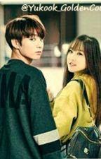 Yuju  &  Jungkook by nonayi