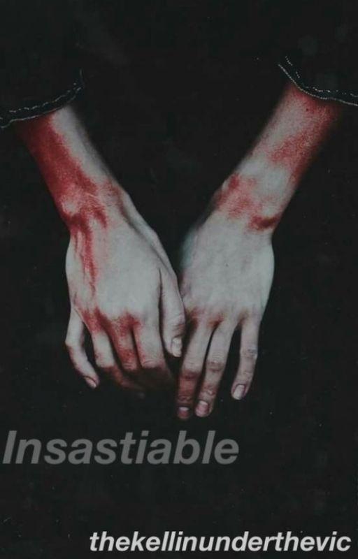 Insatiable (boyxboy) (Kellic) by thekellinunderthevic