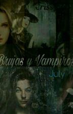 Brujas y Vampiros  by monroihazza