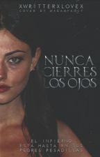 NUNCA CIERRES LOS OJOS #WarriorsAwards2016 by xwritterxlovex