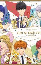 Love in Hoshigei High (A Magic Kyun! Renaissance fanfiction) by Pink_Marshmallow29