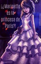 Marinette es la princesa de París!!!!!  by dannapenagos
