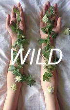 WILD || DYLAN SPRAYBERRY by aIexanderbane