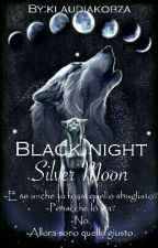 Black Night, Silver Moon by klaudiakobza