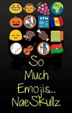 So much Emojis! by XXxNaeSkullzxXX