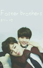 Foster brothers -YOONMIN- by s_01_xox