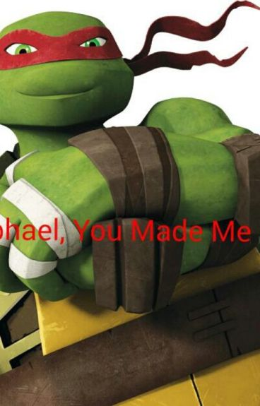 Raphael, You Made Me Cry.... (Book 1)