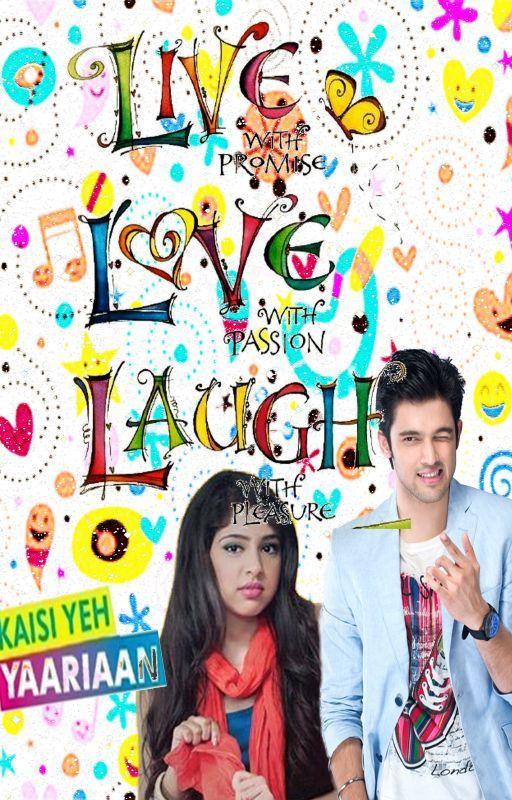 LIVE LAUGH LOVE by jsmnithya