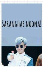 Saranghae Noona  by hjrsyaq_