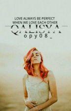 Qalisya | ✔ by opy08_