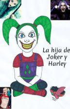 La hija del Joker y Harley by BeluBarrios4