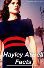 Hayley Atwell Facts by mysexyseabas