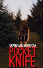 Pocket Knife by OrangeCrushToucan