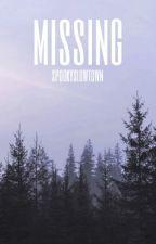 missing | joshler au  by spookyslowtown