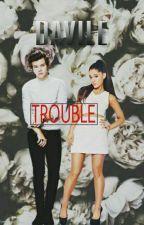 Davile Trouble  by honeysweetmoon