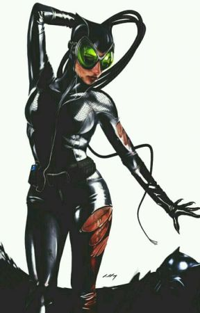 Catwoman  by IAMKAYY082099