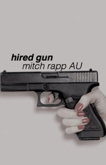 hired gun // mitch rapp