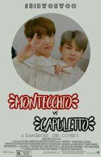 Montecchio vs Capuletto 🌠 jikook by moonbyulight