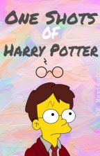 One Shots → Harry Potter ✘ by A_Maximoff_