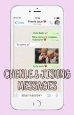 ➵ Chenle & Jisung Messages   ChenSung   ☺︎✉︎ by SoyChenle