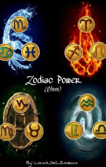 Zodiac Power [yaoi/Gay]