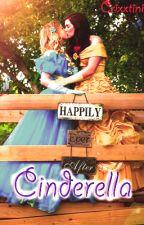 Cinderella by crixxtini