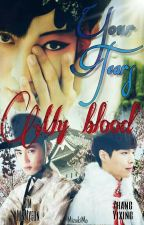 Your Tears, My Blood by SailorXingmi12