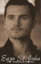 Enzo st. John - The Vampire Diaries Imagines & Drabbles by showandwrite